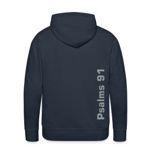 Yahweh's word collection (YW~D21) - Men's Premium Hoodie