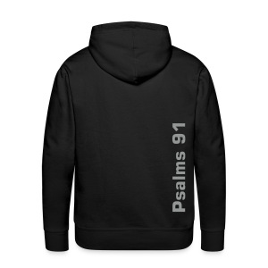 Yahweh's word collection (YW~D22) - Men's Premium Hoodie