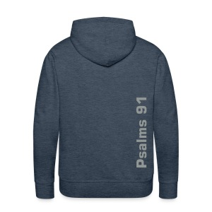 Yahweh's word collection (YW~D23) - Men's Premium Hoodie