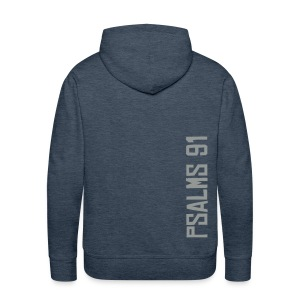 Yahweh's word collection (YW~D24) - Men's Premium Hoodie