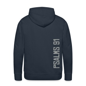 Yahweh's word collection (YW~D26) - Men's Premium Hoodie