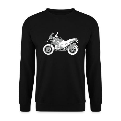 R1200GS 04-on (Black) - Men's Sweatshirt
