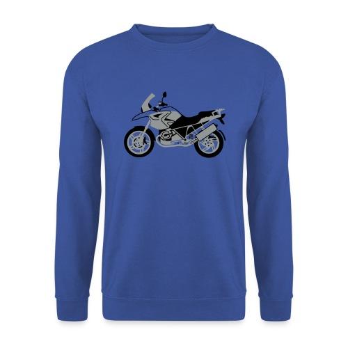 R1200GS04-on  (Red) - Men's Sweatshirt