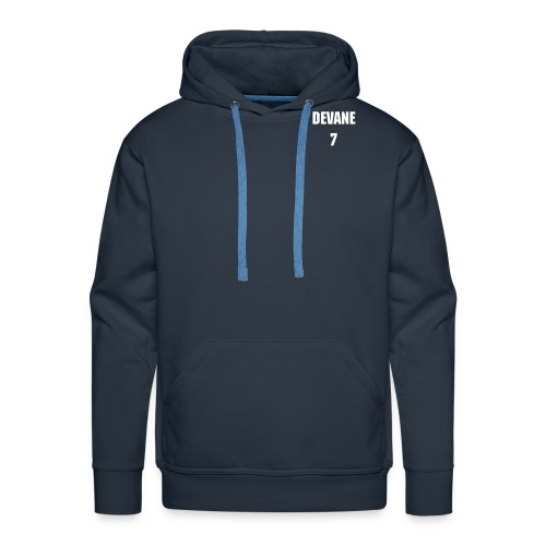 Men's Premium Hoodie - Name and number customisable.