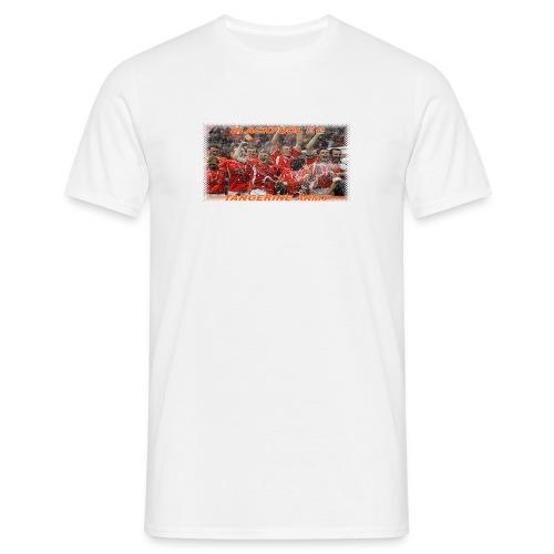 BLACKPOOL FC  WINNERS  - Men's T-Shirt