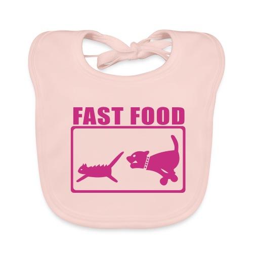 Fast Food - Baby Bio-Lätzchen