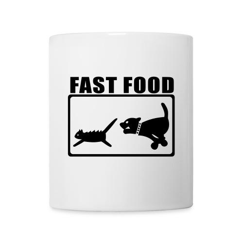 Fast Food - Tasse