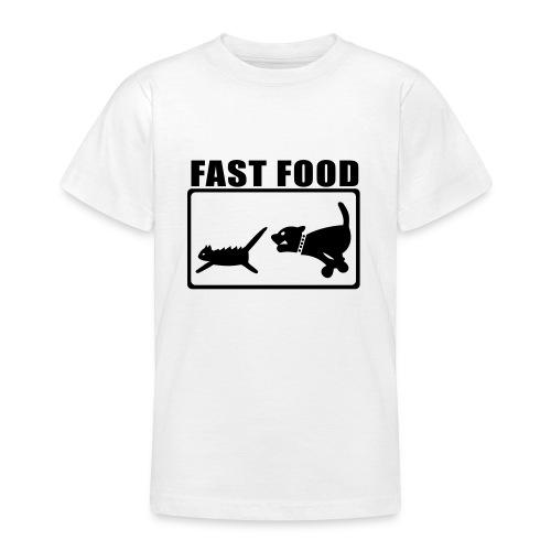 Fast Food - Teenager T-Shirt