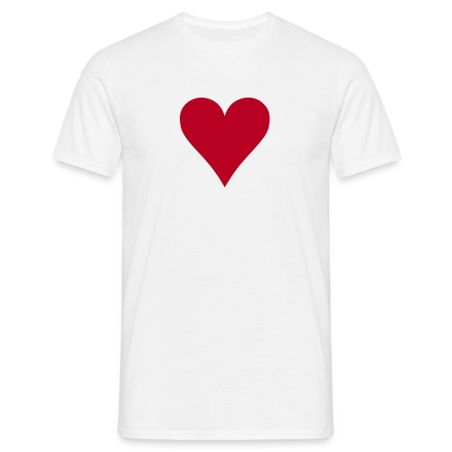 Waldler mit Herz - Männer T-Shirt