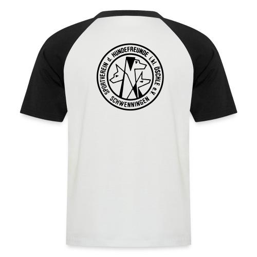 Promodoro Raglan Kurzarm - Männer Baseball-T-Shirt