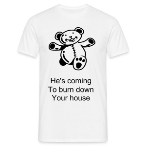 Men's T-Shirt - He will and you know it