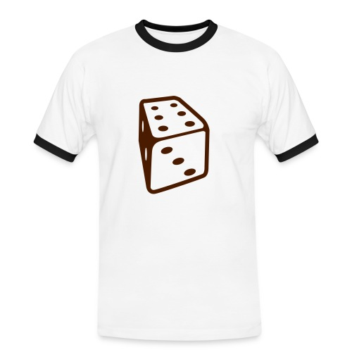 DICE GAME - Men's Ringer Shirt