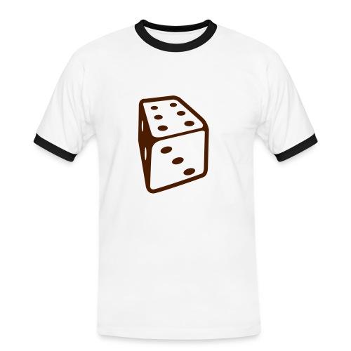 DICE GAME - Men's Ringer Shirt