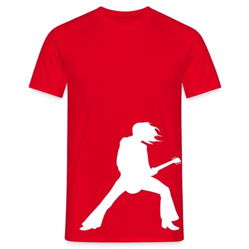 Guitarrist - T-shirt Homme