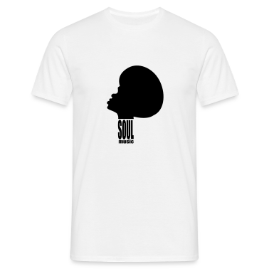 White Soul Music T-Shirts