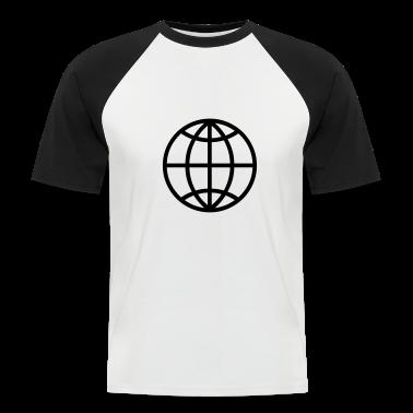 globus t shirt spreadshirt. Black Bedroom Furniture Sets. Home Design Ideas