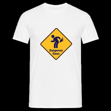 White gas T-Shirts