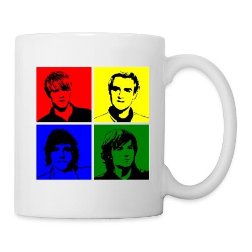 McFly Pop Art (Mug) - Mug