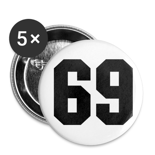 69 - Badge petit 25 mm