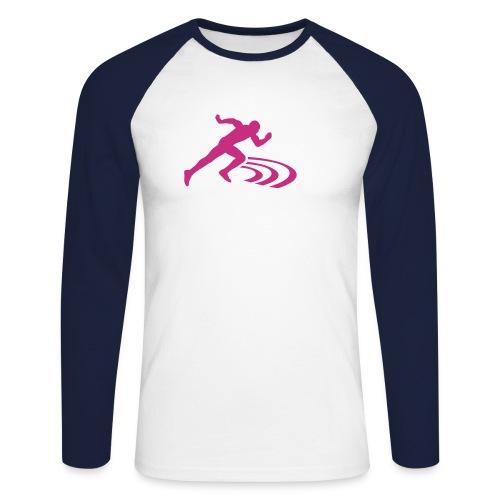 Renner - Männer Baseballshirt langarm