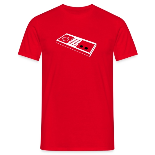 Shirt *NES* red - Männer T-Shirt