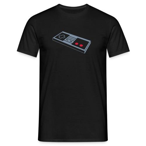 Shirt *NES* black - Männer T-Shirt