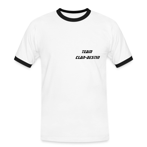 T-shirt officiel Thom - T-shirt contrasté Homme