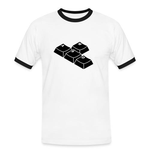 Ctrl-Alt-Del - Men's Ringer Shirt