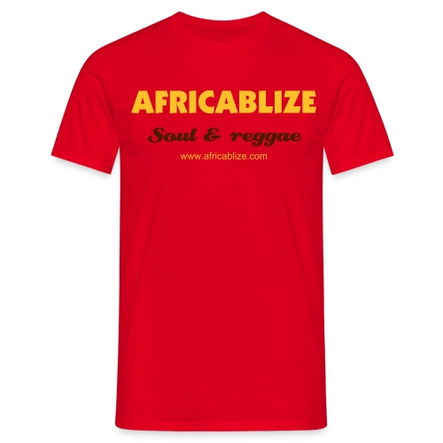 Africablize-TS2-Homme - T-shirt Homme
