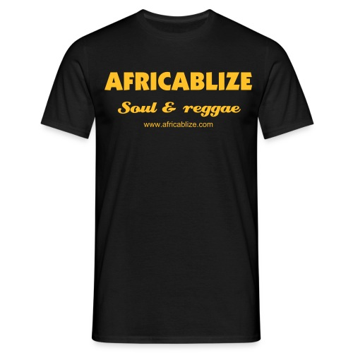 Africablize-TS-H-staff - T-shirt Homme