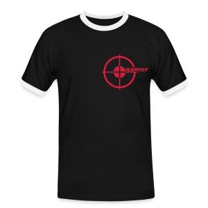 Gamer Shirt - Mannen contrastshirt