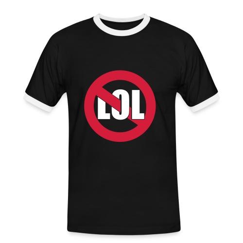 LoL Shirt - Mannen contrastshirt