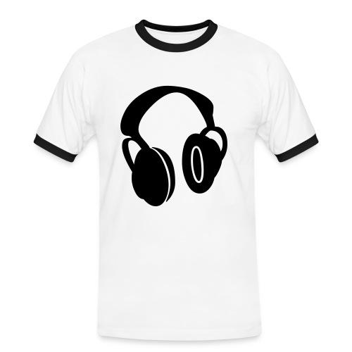 Fukaduk Phones Ringer - Mannen contrastshirt