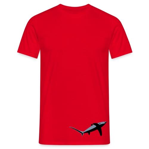 The Shark - Männer T-Shirt