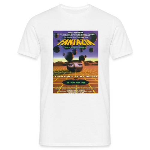 Fantazia New Year 93 Sydney - Men's T-Shirt