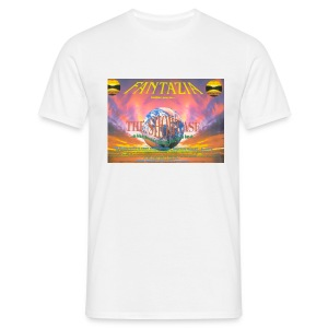 Fantazia Showcase Flyer T-shirt - Men's T-Shirt