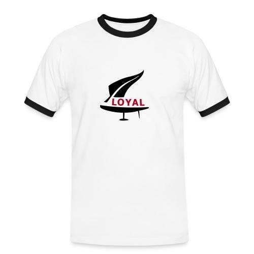 Team NZ Loyal Style - Men's Ringer Shirt