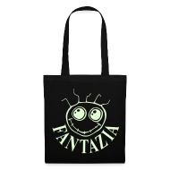 Bags & Backpacks ~ Tote Bag ~ Fantazia Bag Glow in the dark Print