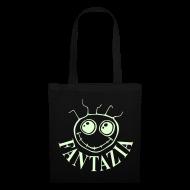 Bags & Backpacks ~ Tote Bag ~ Fantazia Bag Glow in the dark Print