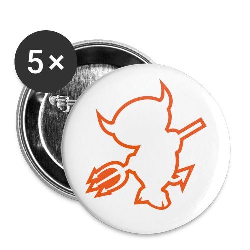 Button 32mm - Buttons mittel 32 mm