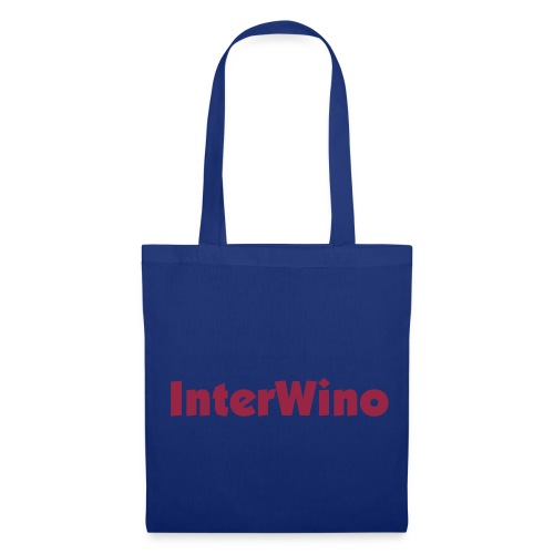 InterWino Blue Tote - Tote Bag