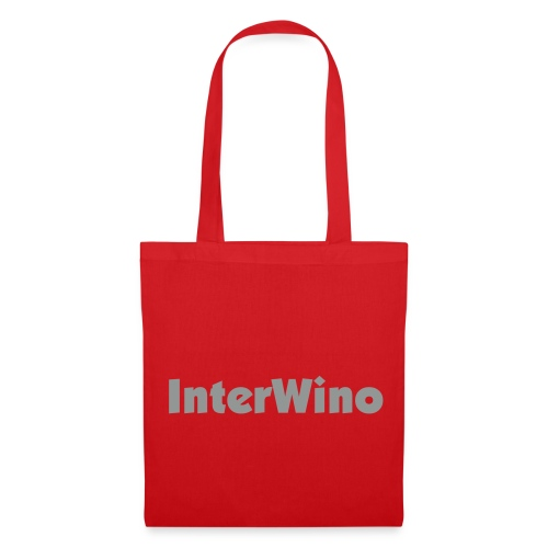 InterWino Red Tote - Tote Bag