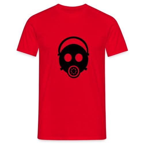 Mascara ciudad - Camiseta hombre