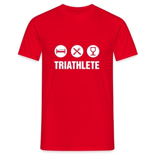 Triatleta - Camiseta hombre