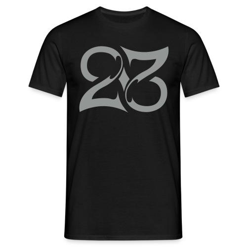 23 shirt schwarz mehr Produkte im 3rd floor - Männer T-Shirt