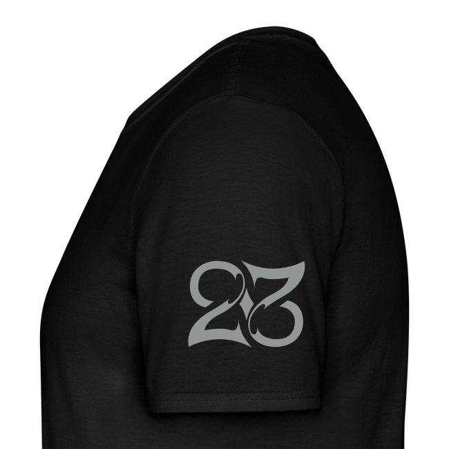 23 shirt schwarz mehr Produkte im 3rd floor