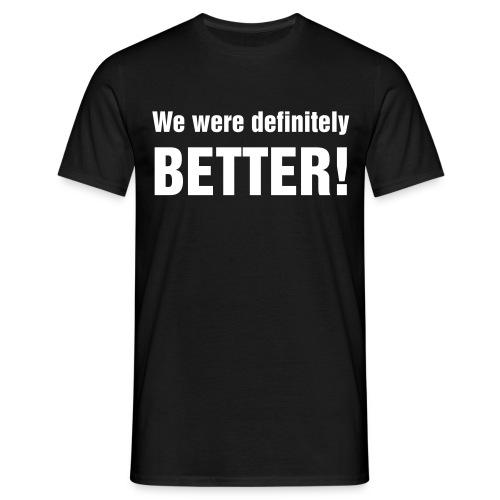 AtS - T-skjorte for menn