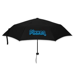 Regenschirm, schwarz - Regenschirm (klein)
