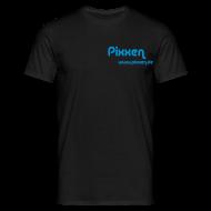T-Shirts ~ Männer T-Shirt ~ T-Shirt, schwarz
