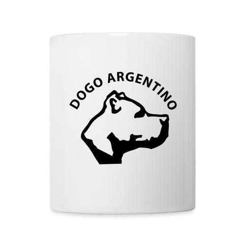 Tasse/Mug Dogo Argentino - Mug blanc